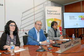 Eivissa seguirá a la cabeza en accidentes laborales pese a los refuerzos del Govern