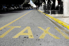 El GPS único del taxi empieza a funcionar en Vila entre críticas por las tarifas