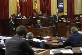 El Parlament rechaza la proposición de ley sobre custodia compartida