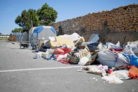 Continúa el incivismo en Formentera