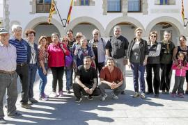 Tarde de romería hasta el Puig de Sa Creu