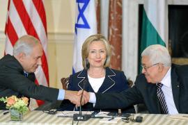 Netanyahu y Abás se reunirán cada 15 días para continuar con el diálogo