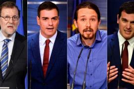 TVE ofrece un debate a cuatro y otro a siete en la campaña electoral