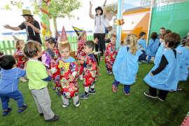 La escoleta de Cas Serres celebra sus 25 años de aprendizaje a través del juego