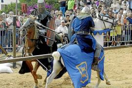 Bienvenidas 'vuesas mercedes' a Eivissa Medieval