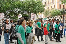 El Consell reconoce a la PAH por «defender los derechos democráticos»