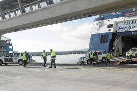 La Guardia Civil detiene en Eivissa al hijo de un narcotraficante galés