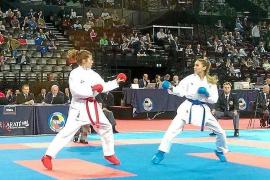 Cristina Ferrer opta a la medalla de bronce en el Campeonato de Europa