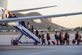El Aeropuerto de Eivissa amplía sus vuelos internacionales con seis nuevas rutas