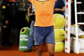 Nadal sufre para superar a Sousa y meterse en semifinales