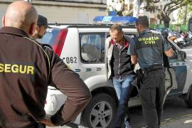Capturado en Eivissa el responsable de un envío de 1.360 kilos de droga a Barcelona