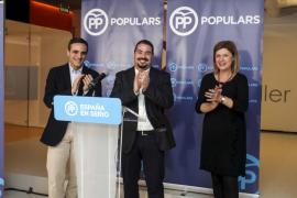 El PP de Eivissa ratifica a Marí Bosó y Santiago Marí como candidatos al Congreso y al Senado