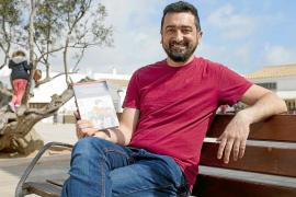 Feliu Ventura presentó su primera novela en Formentera