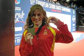 Ferrer se cuelga el bronce
