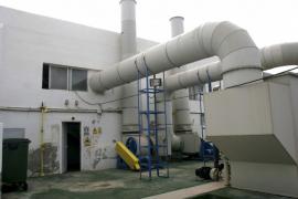 La depuradora de Eivissa superó su límite de caudal durante cuatro meses en 2015