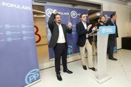Marí Bosó y Santi Marí repiten candidatura al Congreso y Senado