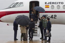 Los periodistas liberados en Siria ya están en España
