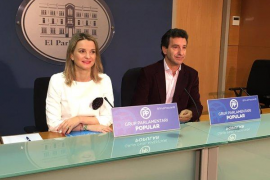 Prohens: «Los electores deberán elegir entre dos opciones: La estabilidad del PP o la radicalidad de Podemos»