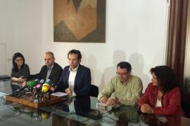 El Govern coloca cámaras para luchar contra los taxis clandestinos en Son Sant Joan