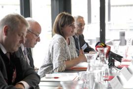 Armengol advierte del «peligro de crecimiento del euroescepticismo en las zonas rurales»