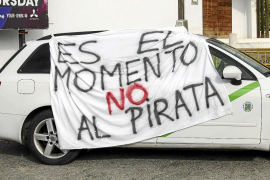 El Govern destina 12 inspectores a la lucha contra los taxis 'pirata' en Ibiza