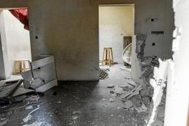 Una decena de casas son de nuevo reventadas en Sa Penya ante la insuficiente vigilancia
