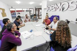 El PSOE se desmarca de la alianza de izquierdas en Eivissa para el Senado