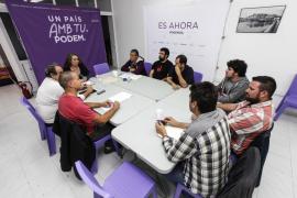 Rotas las negociaciones entre PSOE y Podemos en Ibiza para una confluencia de izquierdas al Senado