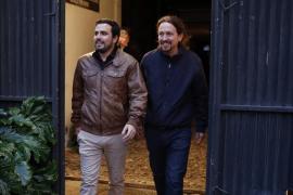 Garzón ocupará el puesto número 5 por Madrid