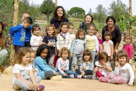 La finca ecológica de Can Moreno celebra su aniversario con la visita de 'els Elefants'