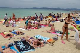 Las Balears son el destino favorito de los europeos para este verano
