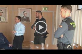 La Guardia Civil forma a los empresarios 'josepins' en la prevención de delitos