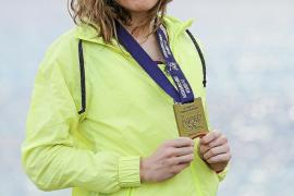 Cristina Ferrer: «Soy la única que ha repetido podio»