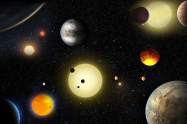 La NASA descubre 1.284 nuevos planetas, nueve de ellos similares a la Tierra