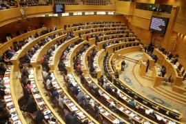 El Senado gastó 608.461,66 euros en pagar los traslados de sus señorías de enero a marzo