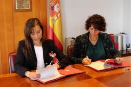 Madrid formaliza la cesión de la desaladora de Santa Eulària al Govern balear