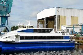 Una nueva embarcación de Trasmapi operará este verano entre las Pitiüses