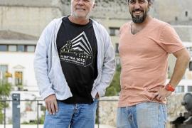«El montaje en Dalt Vila nos cuesta 100.000 euros; sería más barato hacerlo en Ushuaïa»