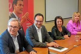 Hernando: «El virus Pablo Iglesias ha llegado a Eivissa, es el de la prepotencia»