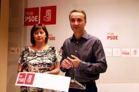 Pere Joan Pons, cabeza de lista del PSIB para el 26-J