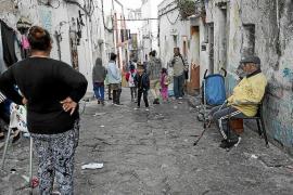 Vila levantará un muro alrededor de la UA27 en Sa Penya para evitar nuevos intentos de ocupación