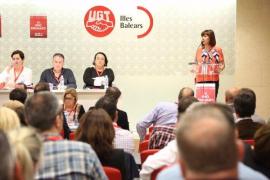 Armengol pide subidas salariales y que se reparta el crecimiento económico