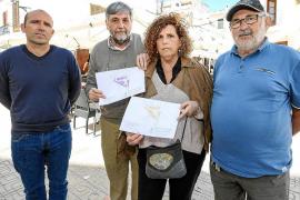 «Veinte familias vivimos del restaurante y sin la terraza tendremos que cerrar»