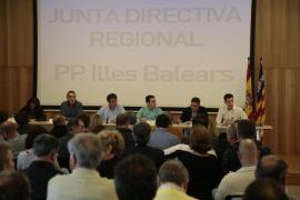 Miquel Vidal descarta presentarse para encabezar la lista del PP al Congreso