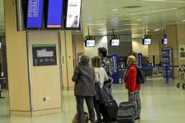 El aeropuerto de Ibiza cierra abril con un incremento de pasajeros del 14,5%