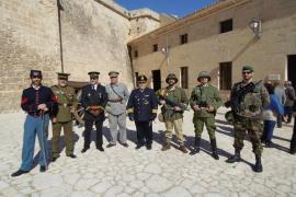 El Castell de Sant Carles vive el Día Internacional de los Museos