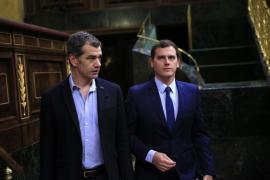 Toni Cantó encabeza la lista de Ciudadanos en València