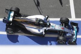 Rosberg marca su territorio mientras que Sainz se sitúa quinto y Alonso séptimo