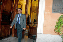 Pere Rotger se presenta a cabeza de lista del PP con el apoyo regionalista