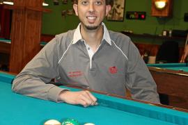 Manuel Montejo: «El billar te ayuda a superar tus puntos débiles»